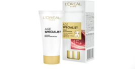 L'OREAL PARIS AGE SPECIALIST MASK - INSTANT EFFECT enriched with goji be... - $17.75