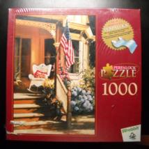 Wrebbit Jigsaw Puzzle 2000 Victorian Memories Paul Landry 1000 Pieces Se... - $11.99