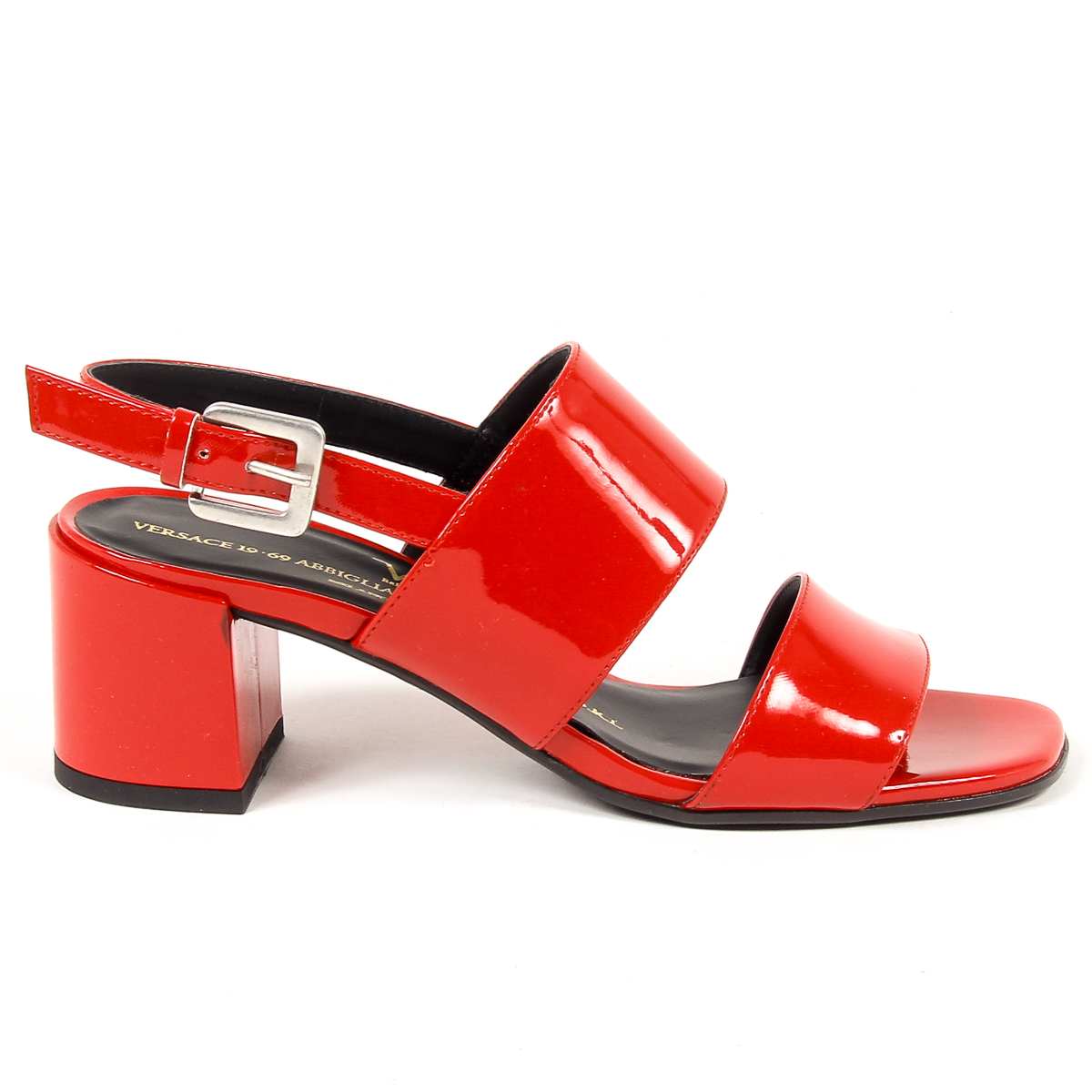 Primary image for V 1969 Italia Womens Sandal Red SALMA