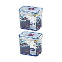 (Pack of 2) LOCK & LOCK Rectangle Tall Food Storage Container 28.74-oz /... - $13.49