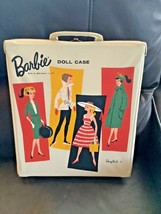 Vtg white Barbie doll Ponytail Case 1961  - $34.65