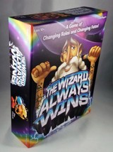 NEW The Wizard Always Wins Board Game 2-5 Players Ages 10+ Big G Creativ... - $16.82