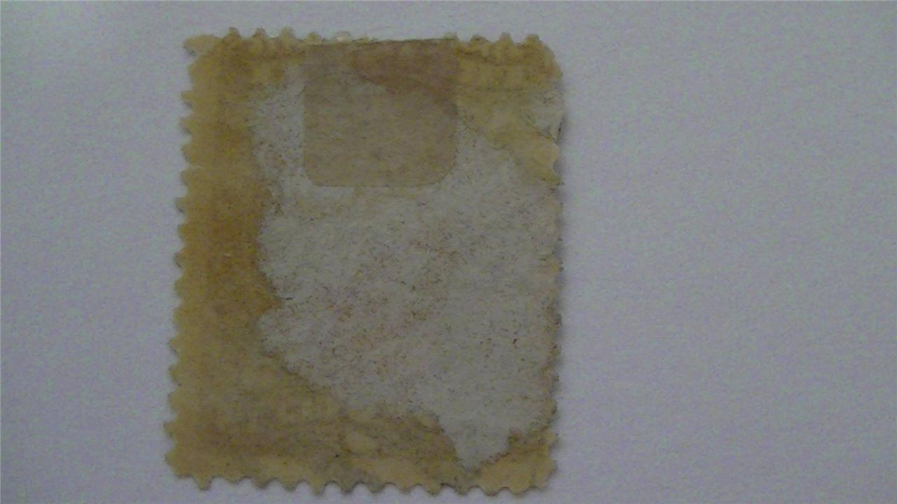 Old Treasury Department  Brown Used USA 2 Cent Stamp