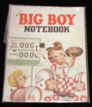 Bob's Big Boy student notebook 1970s - $16.99