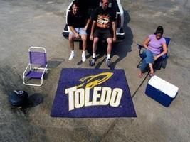 NCAA -  Toledo Tailgater Rug 5x6  - $137.99