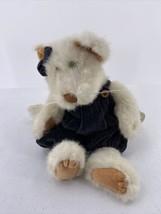 "Boyds Bears MILLICENT Plush Cat 11"" Kitty in Romper, w/ tag Stuffed Animal - $9.49"