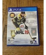 NHL 15 Playstation 4 Game - $29.58