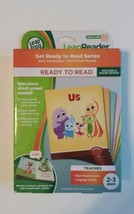 LeapFrog-6 Book Set-works with LeapReader Junior:   NEW Tag Junior Ready... - $21.97