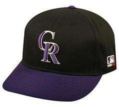 Colorado Rockies MLB OC Sports Two Tone Road Hat Cap Adult Men's Adjustable - $16.99