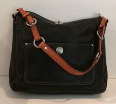 COACH Purse 10132 Black Leather Handbag Shoulderbag - ₹5,640.84 INR