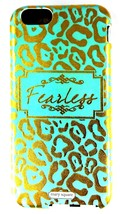 """Mary Square Jessica Two Piece iPhone 6 Tough Case Golden Mint Leopard """"F... - $9.99"""