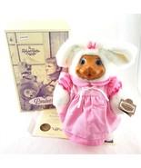 Vintage 1992 Robert Raikes Paulette Easter Bunny Rabbit Doll with COA Ta... - £35.99 GBP
