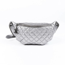 Chanel Banane Quilted Grained Calfskin Belt Bag - $2,210.00