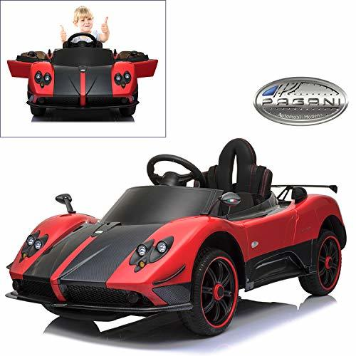 Pagani Zonda R Roadster Electric Ride On Car With Remote