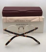 New OLIVER PEOPLES Eyeglasses OP-1955 OV 5185 1003 45-24 145 Cocobolo Tortoise - $399.95