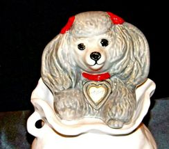 Poodle Decanter 63781 AA19-1531 Vintage image 3