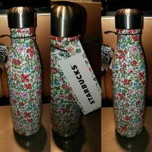 Starbucks Liberty Fabric S'well Water Bottle Water Bottle Meadow 2017 Ne... - $66.66