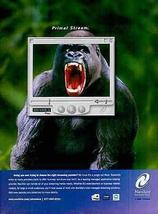 2000 Ad Gorilla Navisite Streaming Going Ape - $10.99