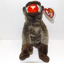 "1999 Ty Beanie Baby ""Cheeks""   : China Made w/P.E. Pellets - $9.39"
