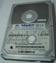 91023U2 Maxtor 10GB 3.5in IDE Drive Tested Good Free USA Shipping