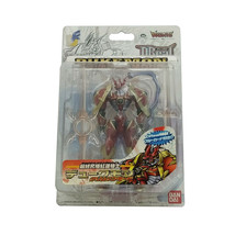 Digimon DReal Dukemon Crimson Mode Gallantmon Figure D-Real DigiWarrior Bandai - $584.10