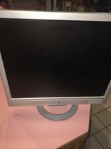 Hp Vs 19D Computer Monitor Hewlett Packard Flat Screen Lcd EN632A7 - $97.02