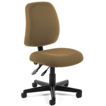 OFM Posture Chair-w/oArms-Green - $147.59