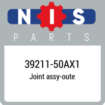 3921150AX1 Nissan JOINT ASSYOUTE, New Genuine OEM Part - $99.43
