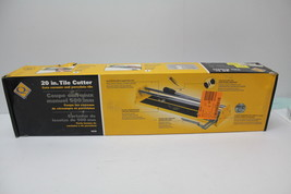 "QEP 10220 20""  (500mm) Ceramic and Pocelain Tile Cutter Used - $17.99"