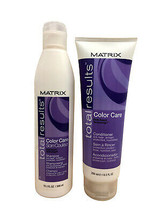 Matrix Total Results Color Care Shampoo 10.1 OZ  & Conditioner 8.5 OZ DUO - $18.90