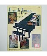 Uri Ayn Rovner: French Tangos For Piano - $13.80