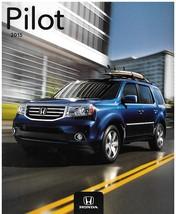 2015 Honda PILOT sales brochure catalog 15 US EX EX-L SE Touring - $6.00