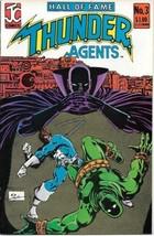 Hall of Fame T.H.U.N.D.E.R. Agents Comic Book #3 JC Prod 1983 NEAR MINT - $3.99