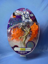 ToyBiz Marvel The Silver Surfer Nova With Fully Articulated Hair Action Figure - $10.99