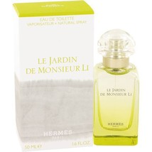 Hermes Le Jardin De Monsieur Li 1.7 Oz Eau De Toilette Spray image 4