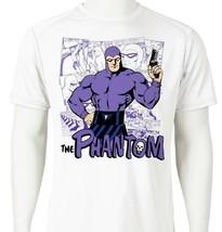 The Phantom Dri Fit Tshirt printed active wear retro comic movie superhero tee image 1