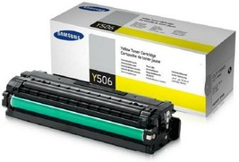Samsung CLTY506S Yellow Toner Cartridge for CLP-680DW 680ND 6260FD 6260FR - $94.50