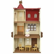 *House with a lift of Sylvanian Families red roof - $55.74