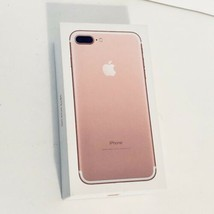 Genuine Empty Retail Box For Apple iPhone 7 32GB Rose Gold -Stickers -No... - $7.72