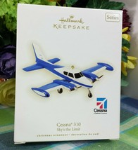 Hallmark Cessna 310 2009 ornament Sky's the Limit - $44.50
