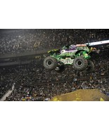 Grave Digger (in the air) POSTER 24 X 36 INCH - $19.94