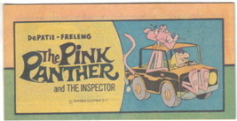 The Pink Panther Mini Comic #1, Gold Key 1976 NEAR MINT - $8.79