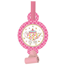 Tea Time Blowouts with Medallion, Case of 48 - $35.18