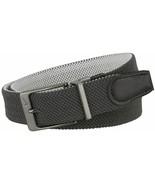 Nike Men's Reversible Stretch Woven Golf Belt - Dark Gray/White - $49.99