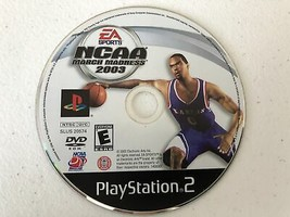 NCAA March Madness 2003 - Playstation 2 PS2 - Cleaned & Tested - $4.37