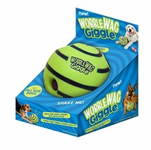 Allstar Innovations Wobble Wag Giggle Ball, Dog Toy, As Seen on TV - $14.79