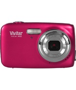 VIVITAR VX022-PNK 10.1 Megapixel VX022 Digital Camera (Pink) - $122.35