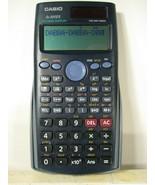 Casio fx-300ES Solar Scientific Algebraic Non-Programmable Function Calc... - $5.30