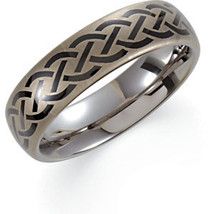 Men's  Tungsten Wedding band - $79.00