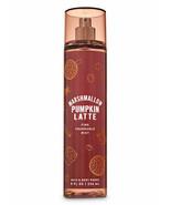 Bath & Body Works Marshmallow Pumpkin Latte Fine Fragrance Mist 8 fl oz ... - $16.00